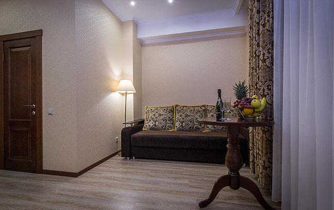 Номер Делюкс, отель «Luxury House», Джемете