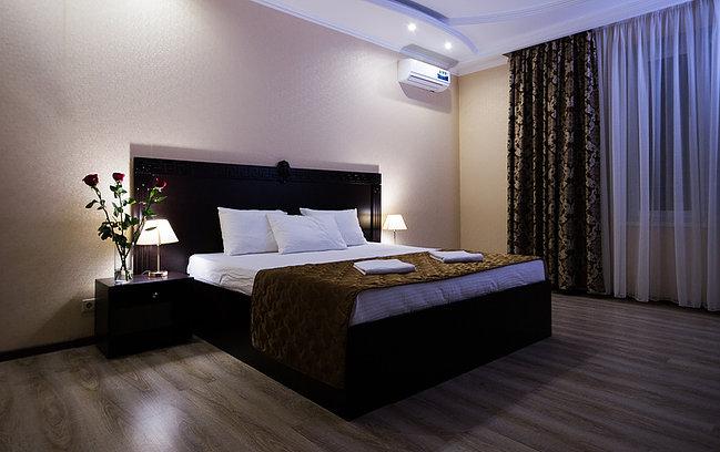 Комфорт трехместный отель «Luxury House», Джемете